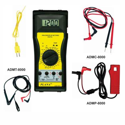 Multímetro Digital Para Motores com Kvolts  ADM-9000/I  PLANATC