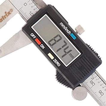 Paquímetro Digital Universal 150mm em Aço Inox - MTX-316119