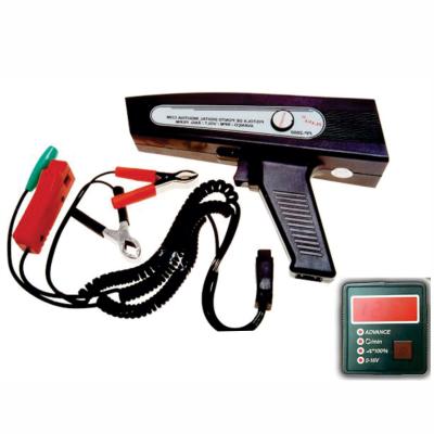 Pistola de Ponto Indutiva Digital com Avanço, RPM, Ângulo Permanência e Voltímetro  PP-2000 PLANATC