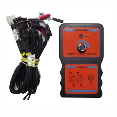 Pulsador e SOS para Bicos Injetores à Gasolina e Álcool PLANATC-PS2000/GII