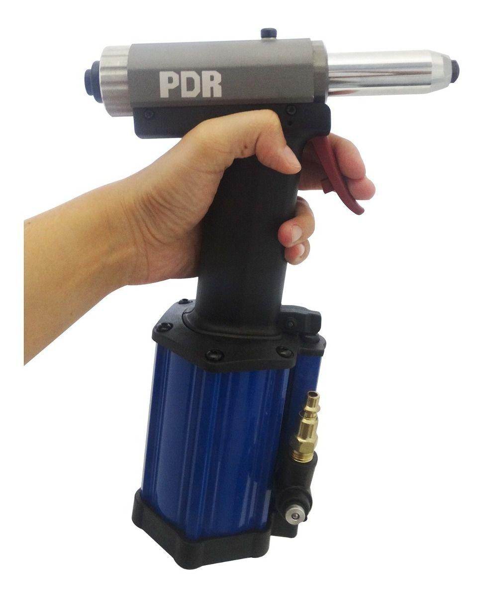Rebitador de Repuxo Pneumático 1.145 kgf  PDR-PRO-316