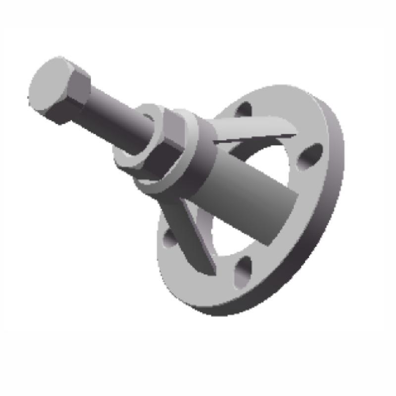 Sacador de Cubo 4 furos Para Veículos de Passeio 13203 CHIMONEK