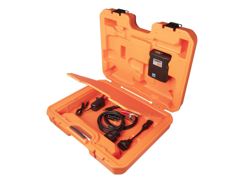 Scanner 3 Starter Para Diagnóstico Injeção Eletrônica  108851- S/ Tablet c/ Maleta RAVEN