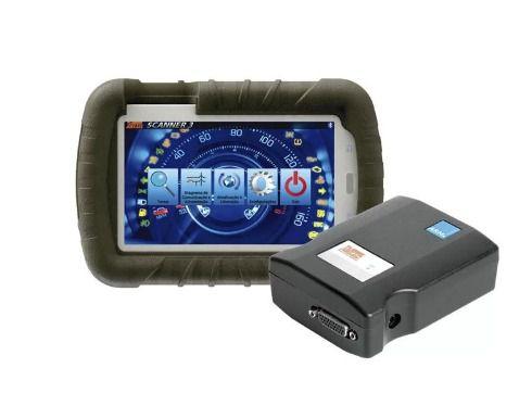 Scanner Automotivo  3 com Tablet de 7 Pol. e Maleta 108800  RAVEN