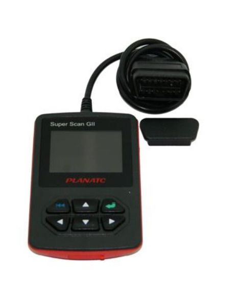 Scanner Automotivo Super Scan/G2-I PLANATC