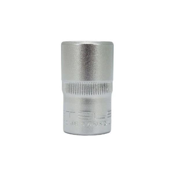 Soquete Sextavado de 12 mm, encaixe 1/2 - STELS
