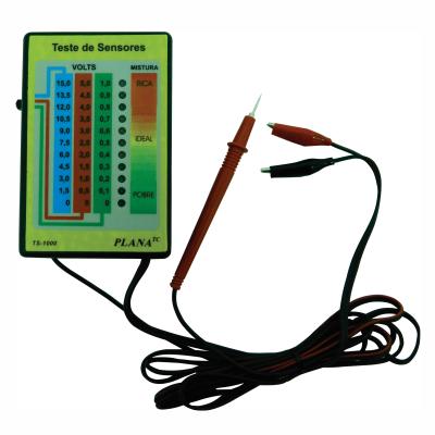 Teste de Sensores 0-15 Volts  TSI-1000 PLANATC