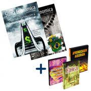 ASSINATURA REVISTA 2 ANOS + 3 DVDs: Ética; Orçam.Operac e Aprend. Aceler.
