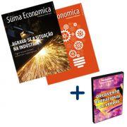 ASSINATURA REVISTA SUMA ECONOMICA 1 ANO + DVD Orçamento Operacional de Vendas