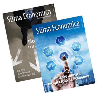 ASSINATURA REVISTA SUMA ECONOMICA 1 Ano