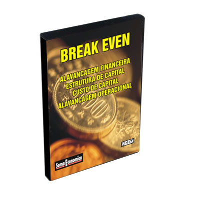 Break-Even e Alavancagem Operacional