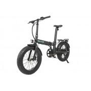 "Bicicleta Elétrica Dobrável Skape X - 350W / 14Ah / 20"" Fat / 24Kg  / Freio Hidráulico"