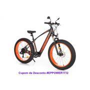Bicicleta Elétrica Pedalla Bikes Cupom de Desconto #EPPOWER1112