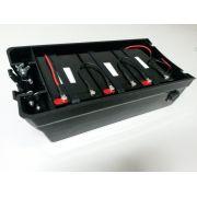 Caixa de Bateria Completa M1 - Skate Eletrico 1300W M1 - EPPOWER
