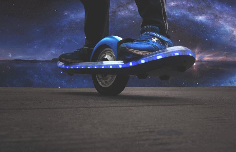 Airskate 10'' Monociclo Skate Elétrico de Uma Roda - EPPOWER