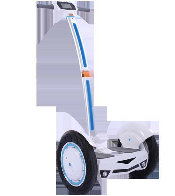 Airwheel S3 Diciclo Elétrico com Guidão  tipo SegWay *Mostruário - test drive