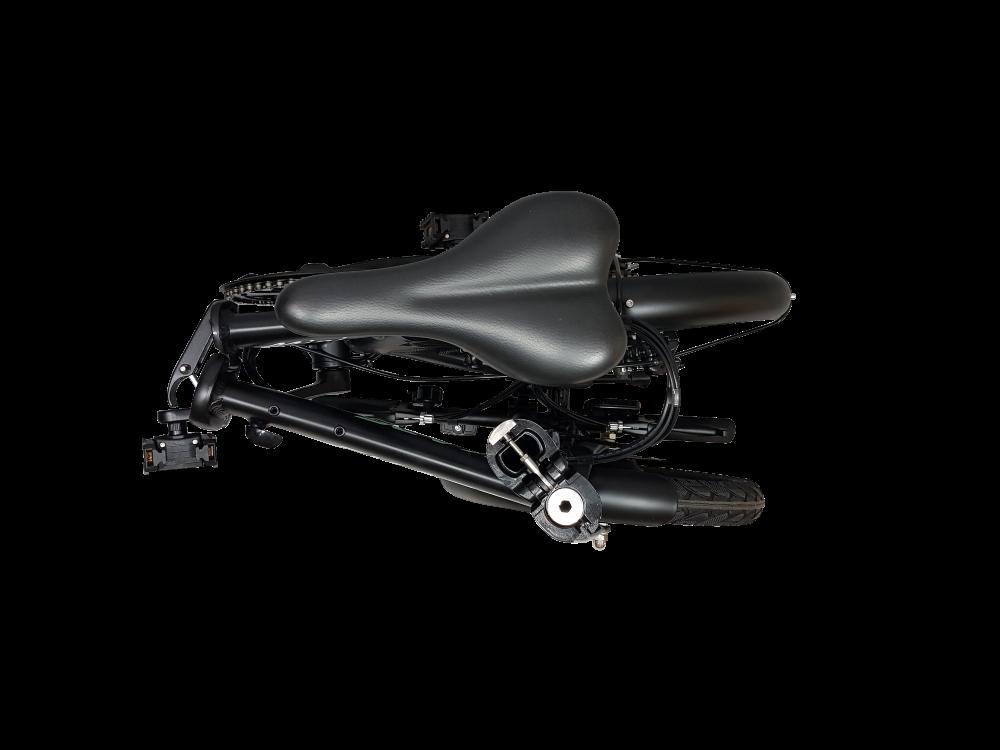 "Bicicleta Elétrica Dobrável Skape Mini 3 - c/ Câmbio Shimano Nexus 3 - 250W / 16"" / 16Kg"