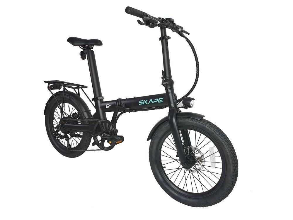 "Bicicleta Elétrica Dobrável Skape S Plus - 350W / 14Ah / 20"" / 20Kg"