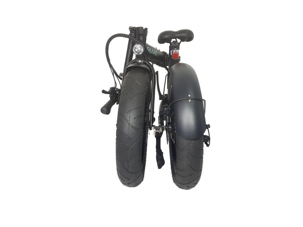 "Bicicleta Elétrica Dobrável Skape X - 350W / 14Ah / 20"" Fat / 24Kg - Qualisports Q4"