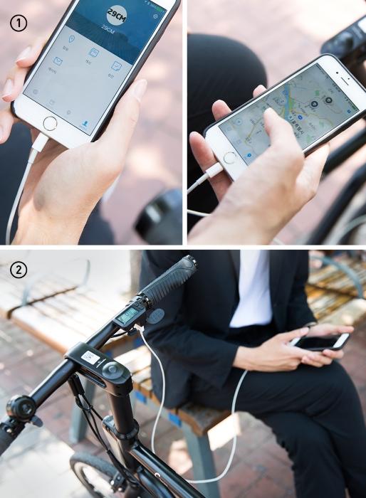 Bicicleta Elétrica YUNBIKE UMA C1 Unisex - Branco