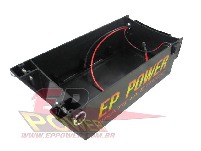 Caixa de Bateria - Skate Eletrico 800W EPPOWER