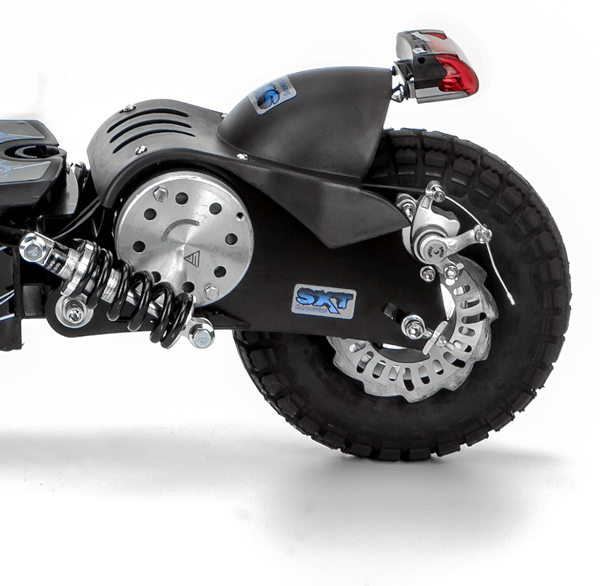 Camara de Ar 9 CST 3.50 x 4.00 - Scooter Elétrico de 1000W / Skate Elétrico 800W - 1300W