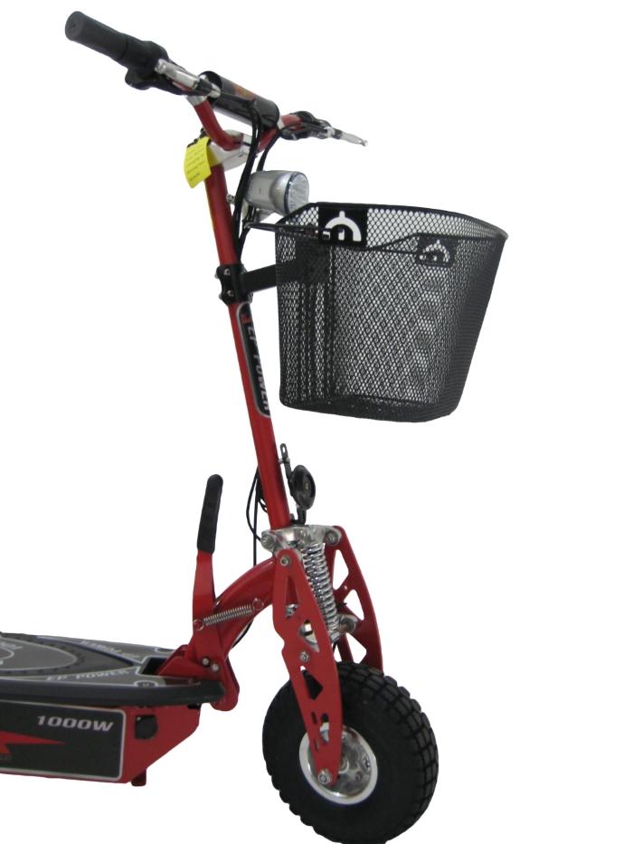 Cesta Removível Frontal - Cestinha Scooter Patinete EPPOWER
