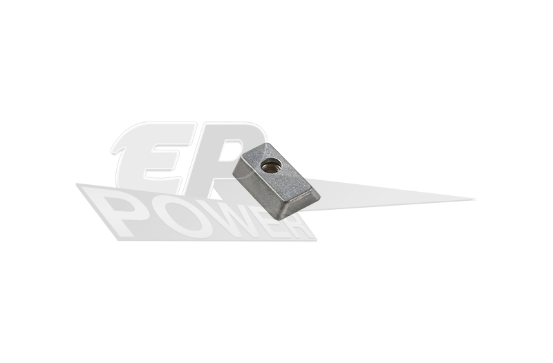 Conector com 1 furo - Z042M - The First Tool