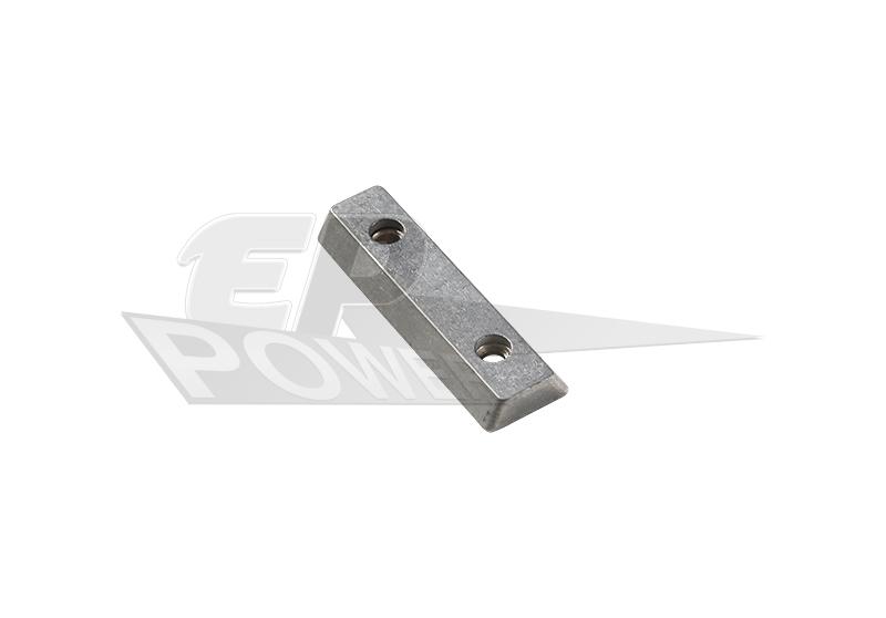 Conector com 2 furos - Z043M - The First Tool