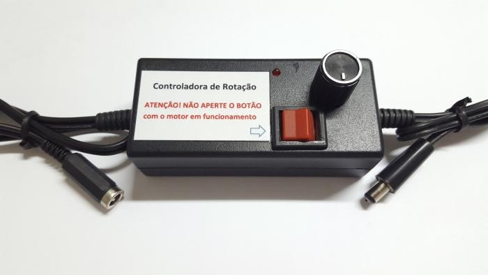 Controladora de velocidade PWM e Inversor de rotação - The First Tool