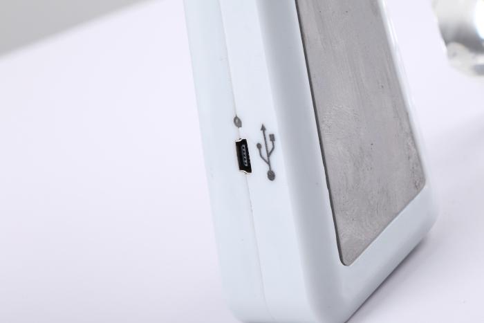 Controle Remoto Digital Recarregável com Lanterna LED - Skate Eletrico 800W e 1300W EP POWER
