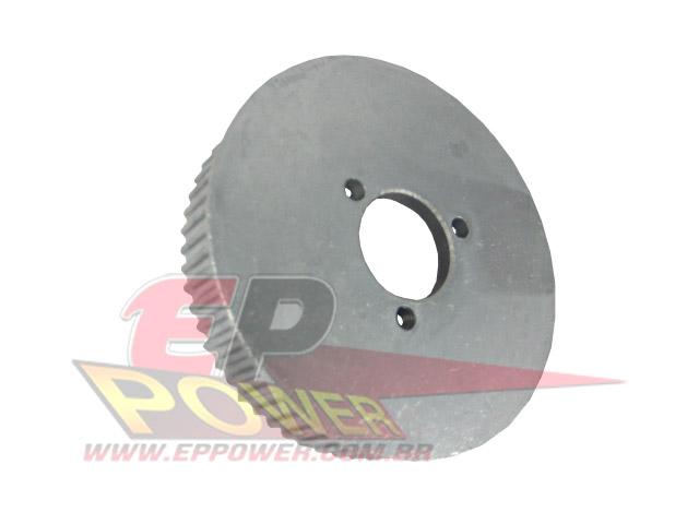 Coroa de tração Polia 64 dentes- Skate Eletrico 800W - 1300W EPPOWER