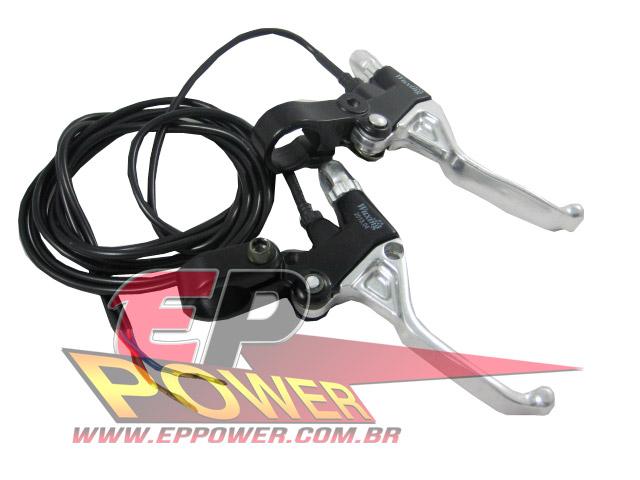 Manete de Freio Direita/Esquerda - Scooter Elétrico 1000W