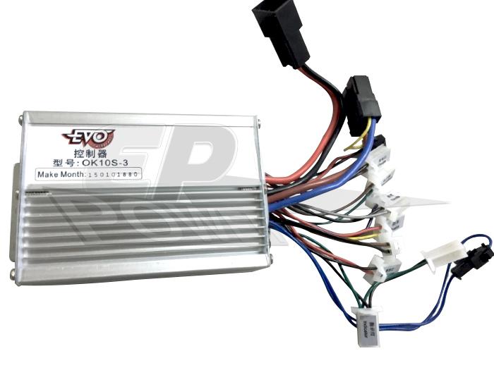 Módulo Controlador de Velocidade 36V - Scooter Elétrico 1000W 36V
