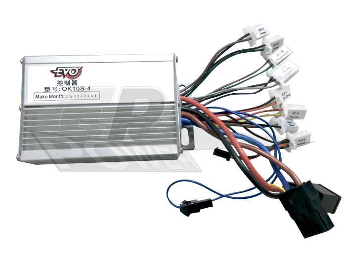 Módulo Controlador de Velocidade 48V - Scooter Elétrico 1000W 48V