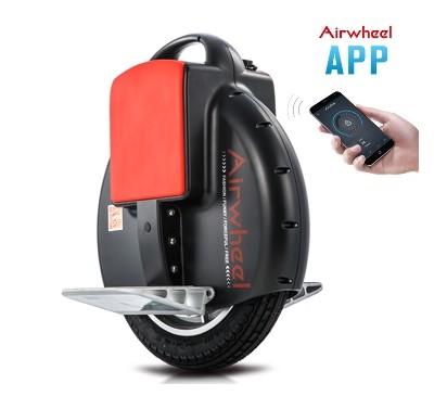 Monociclo Elétrico - Airwheel X3 com APP - Preto - Roda 14