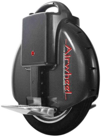 Monociclo Elétrico - Airwheel X8 com APP - Carbon Fiber - Roda 16´