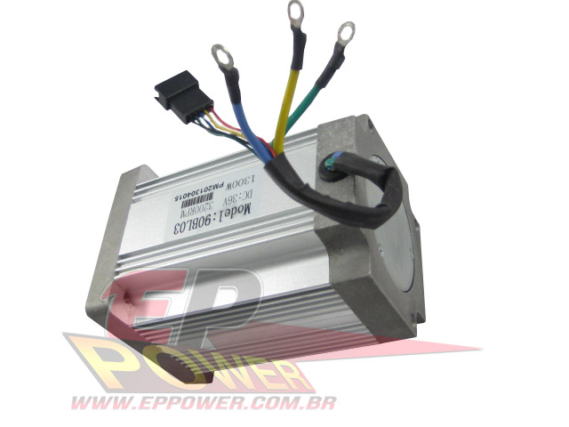 Motor Eletrico 1300W Brushless - Skate elétrico 1300W EPPOWER