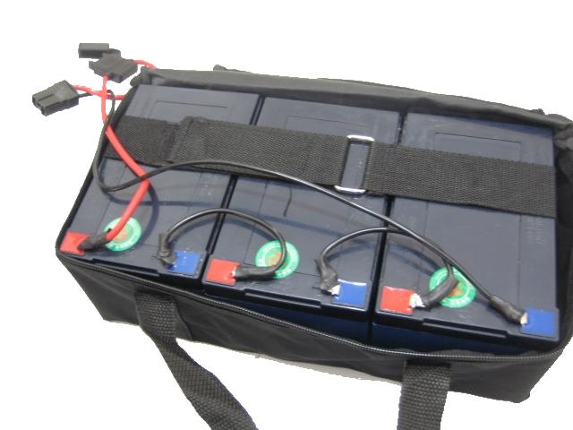 Pack de Baterias 36V Original - Scooter Elétrico de 1000W 36V