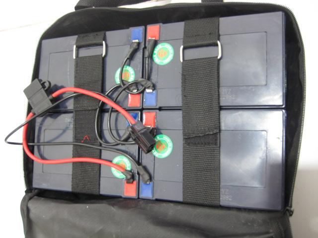 Pack de Baterias 48V Original - Scooter Elétrico de 1000W 48V