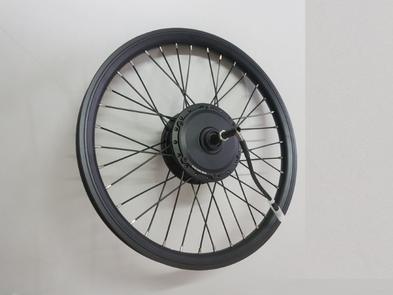 """Peças Skape S / S Plus 20"""" - Roda Traseira com motor 350w"""