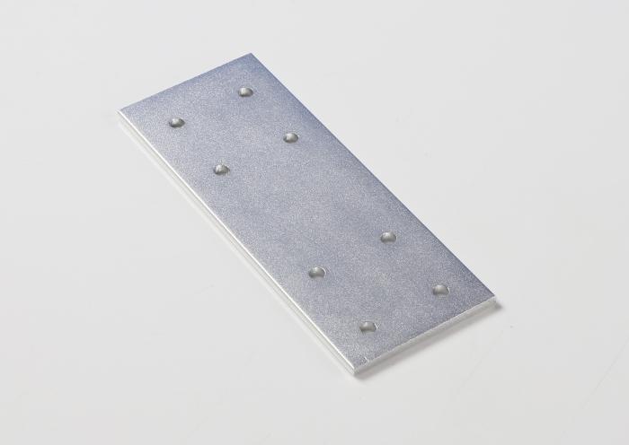 Placa de Reforço Reto B - Z08001B - The First Tool