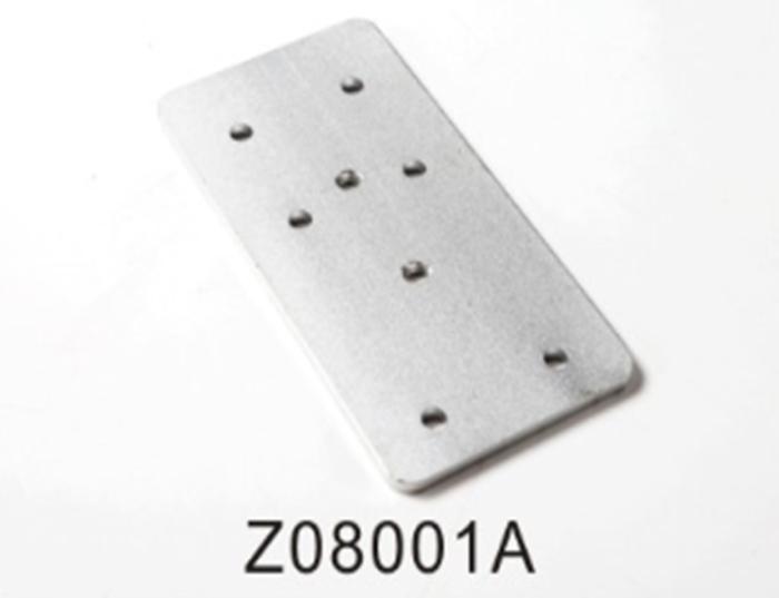 Placa de Reforço Reto - Z08001 - The First Tool