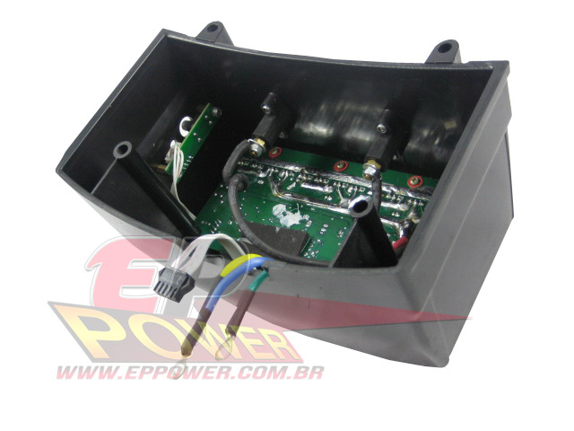 Placa Modulo Controlador 1300W Completo M1 - Skate Eletrico 1300W EPPOWER M1