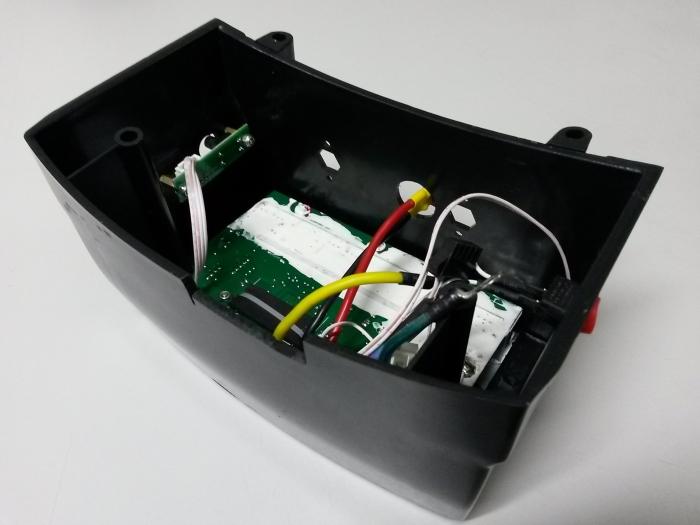 Placa Modulo Controlador 1300W Completo M2  - Skate Eletrico 1300W EPPOWER M2