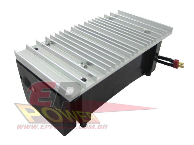 Placa Modulo Controlador 800W Completo - Skate Eletrico 800W EP POWER