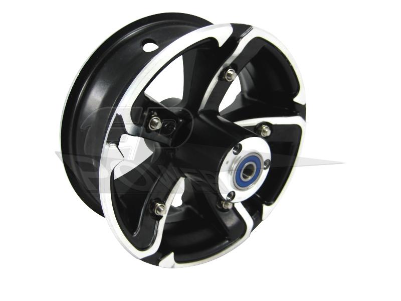 Roda Dianteira 12 - Scooter Elétrico 1000W 48V SXT EPPOWER