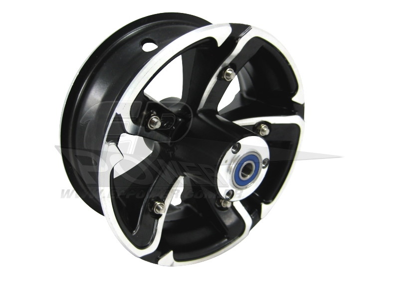 Roda Dianteira 12 - Scooter Elétrico ES08 800W Brushless
