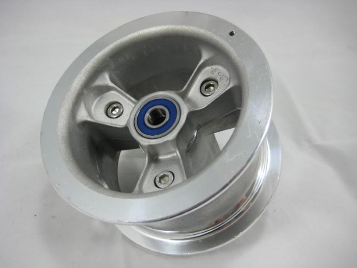 Roda Dianteira 9 - Scooter Elétrico 1000W 36V /48V EPPOWER