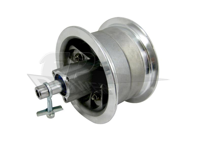 Roda Traseira 9 - Scooter Elétrico 1000W 36V /48V EPPOWER